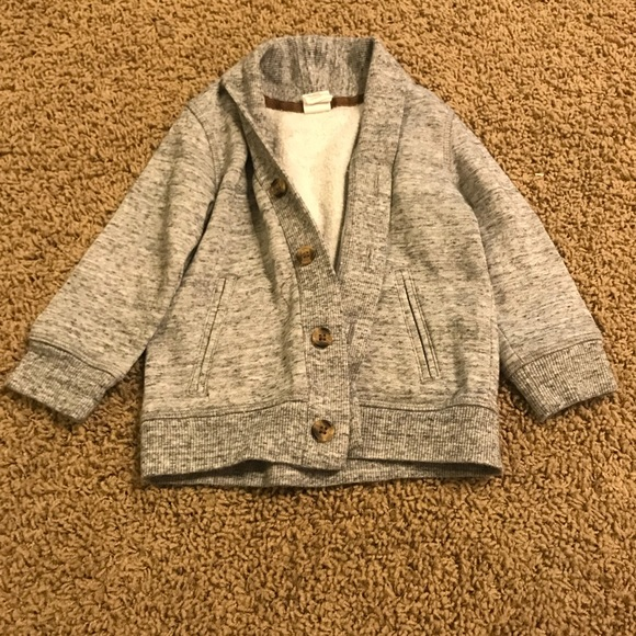 H&M Other - H&M 12-18 Month Sweatshirt Cardigan